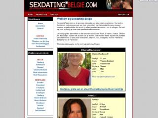 sexdating belgie
